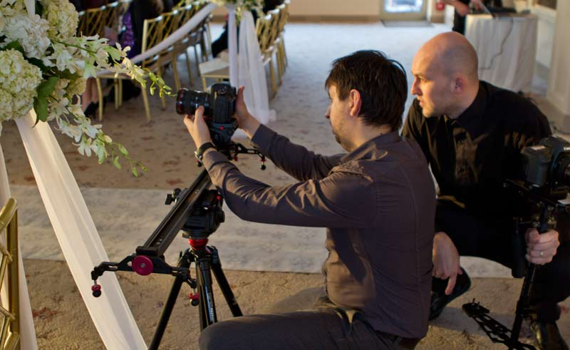 videographers for weddings